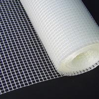 Supports and adhesives / Fiberglass mesh