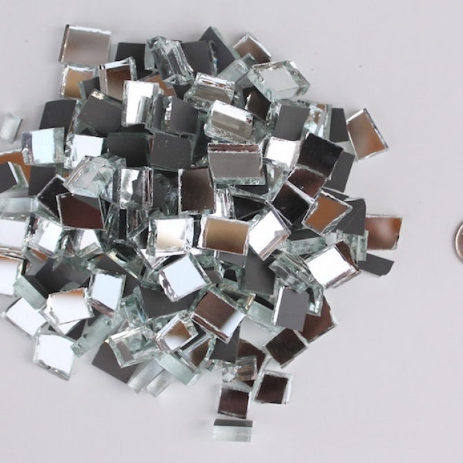 Materials / Mirrors for mosaic